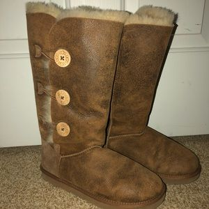 Tall Bomber Ugg Boots